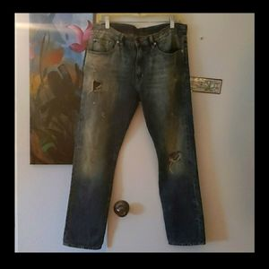 Ralph Lauren Denim & Supply Boyfriend Jeans S 28